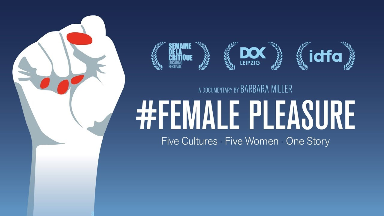 Poster #Female Pleasure - Kamerafrau Anne Misselwitz