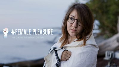Titelbild des Films #Female Pleasure - DoP Anne Misselwitz