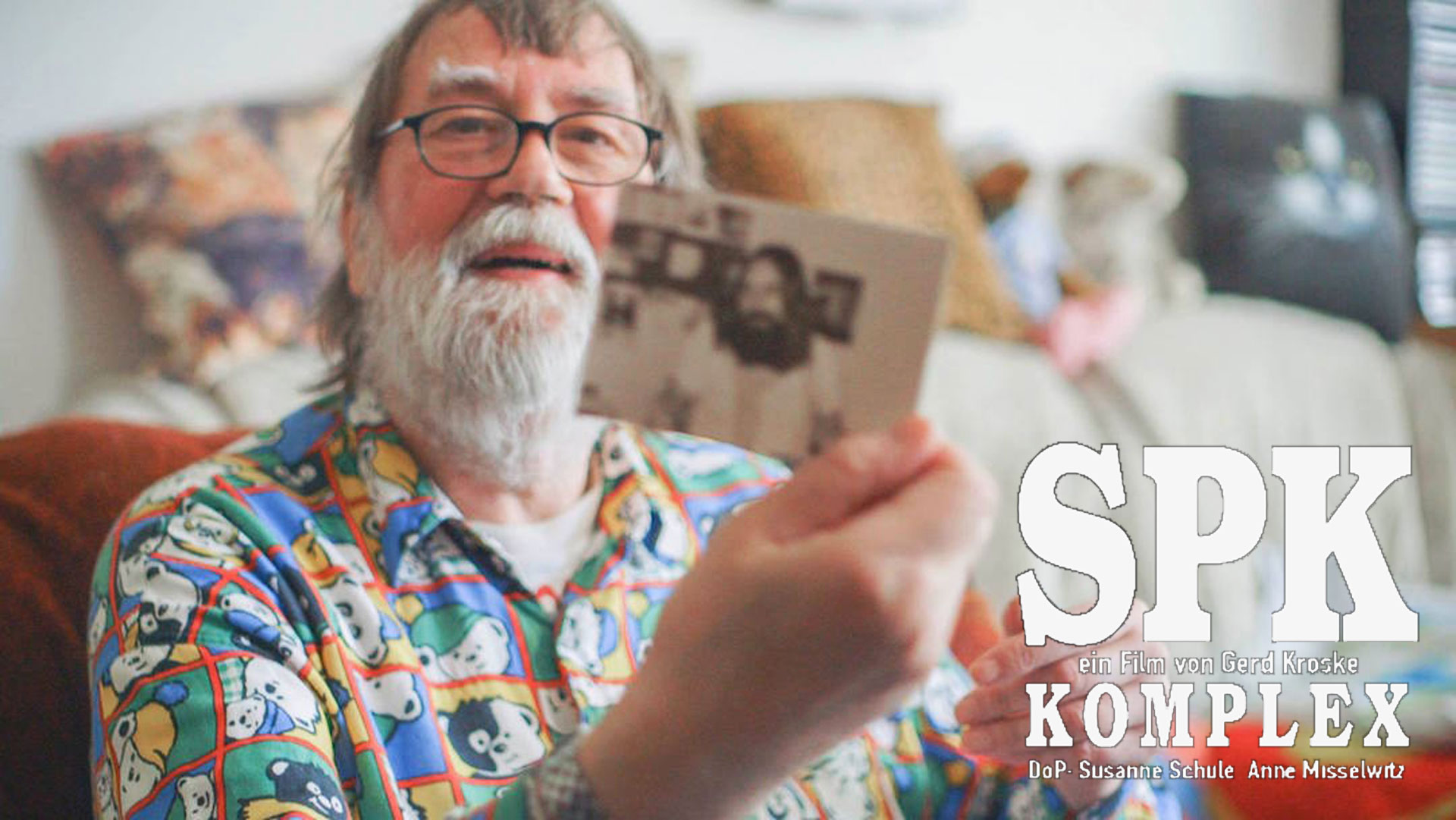 Titelbild des Films SPK Komples - Kamerafrau Anne Misselwitz