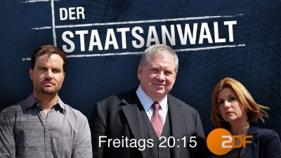 Standfoto Der Staatsanwalt - Kamerafrau Anne Misselwitz