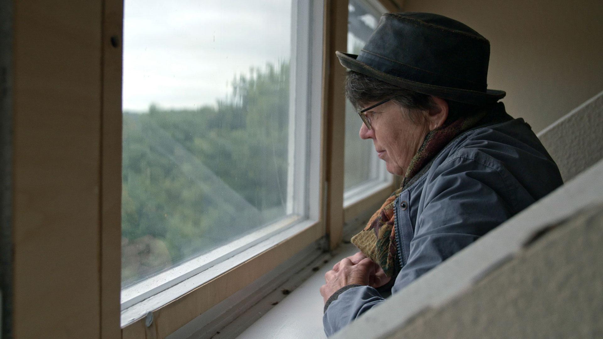 film still Uferfrauen - Kamerafrau Anne Misselwitz