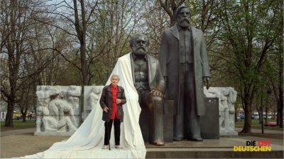 film still Die Ostdeutschen - Kamerafrau Anne Misselwitz