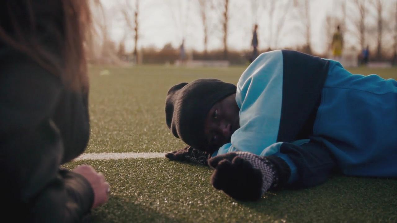 film still Refugee 11 - Kamerafrau Anne Misselwitz