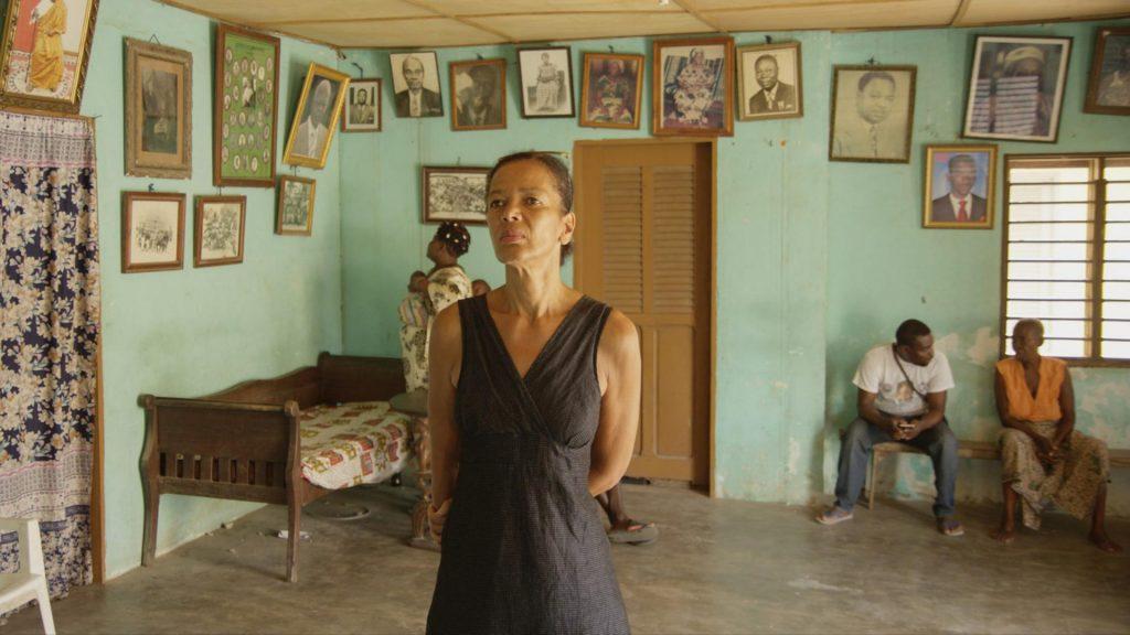 film still Becoming Black - Kamerafrau Anne Misselwitz