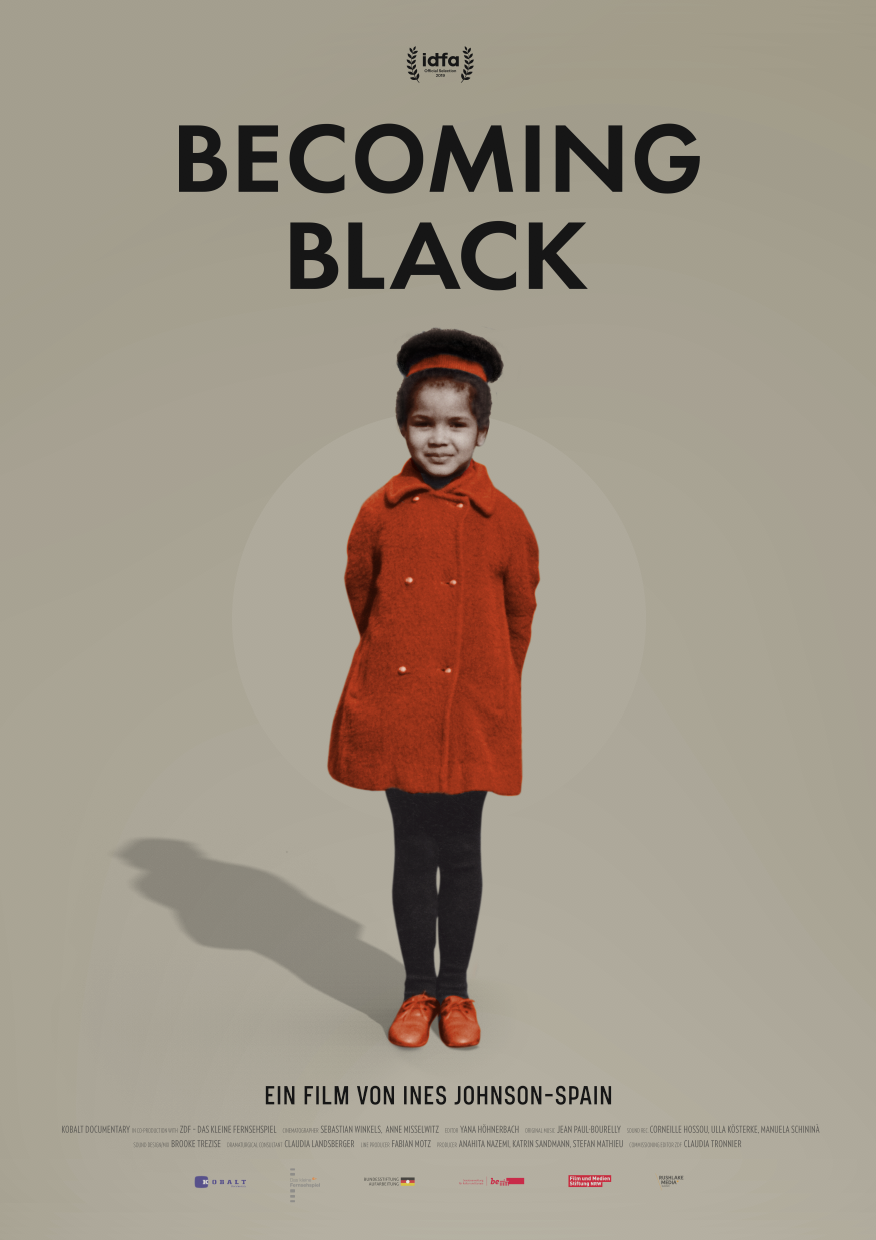 Filmplakat Becoming Black - Kamerafrau Misselwitz